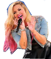 Demi Lovato png by pngdetodotipo