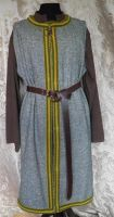 Mists of Avalon inspired waistcoat PCW8-4 by JanuaryGuest