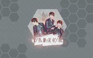 Byun Baek Hyun - WALLPAPER by SwagSagwa