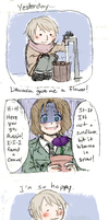 Flower for You by Amicheeboom