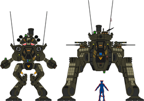 09th Mechanized Team by IgorKutuzov