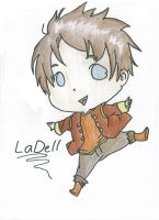 LaDell-my ATLA char by AtlanticWolf1