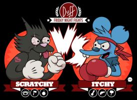 Duff Friday Night Fights by pacman23