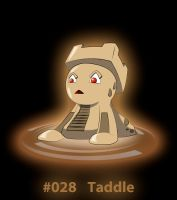 #028 - Taddle by AlanSky