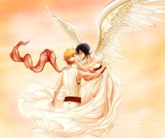 Ichiruki: Faith by luculentquark