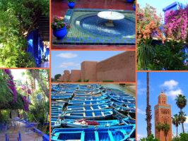 Colors of Marocco by titoune33