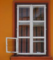 ..Sighisoara window by 7DS7