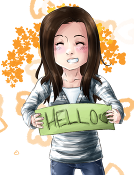 Hello ID by BberryBberry