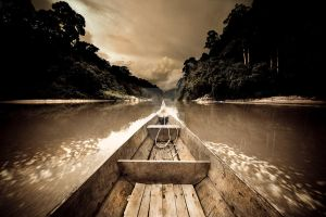 Malaysian River by merzzie
