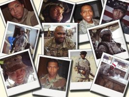 Army Collage by delphin714