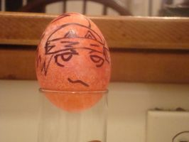 Easter Eggs 2010- Renji by Fuzzdufuz
