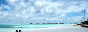 Multi Display - The Maldives by Mezmorizingmage
