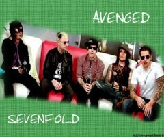 Avenged Sevenfold by subconciousillusion