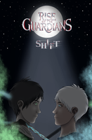 RotG SHIFT Cover Contest (Logo) by MSU82