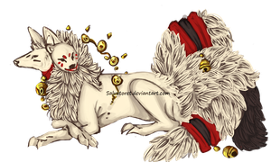 Auction: Kitsune Fox [Closed] by Salvatoret