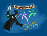 Welcome, 2015! by MrPyre