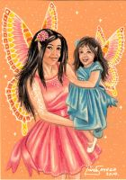 Mother's Day Faeries ... by Artsy50