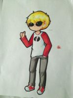 Dave Strider by ButterSock-TriXter
