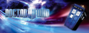 Doctor Who - Facebook Cover Photo II by Yautja-Steve