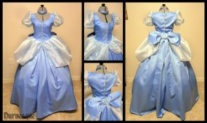 Cinderella's Ballgown 2 by Durnesque