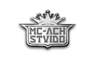Mc-ach Studio Logo by Aminebjd