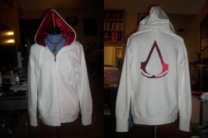 Assassin Hoodie by Cortana2552