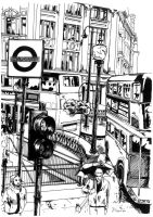 london by SageCOMIC