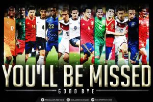 GOOD BYE LEGENDS by HkM-GraphicStudio