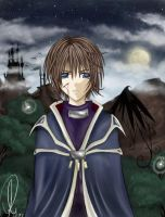 Stray... for Gemi by Lasaro