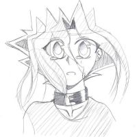 Crying Yugi by Mynulet