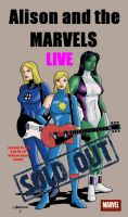 Alison and the Marvels by wardogs101