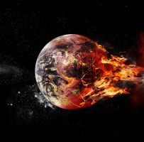 shorting earth by double-graphic