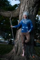 Jack Frost- Seasonal Cold by twinfools