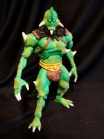 Motuc custom Feral 3 by masterenglish