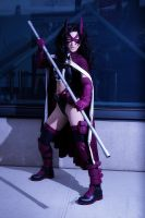 Huntress - DC Comics by Mostflogged
