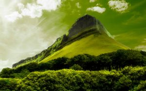 Ben Bulben 3 by welshdragon