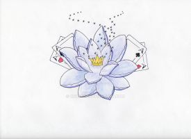 Old School Lotus Flower 2 by CrYpToZ