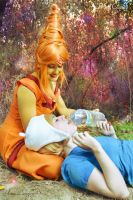 [Adventure Time] Give me water, here is so HOT by Mugi-Cosplay