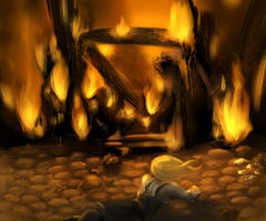 WoW - Deathwing Aftermath by jess-o