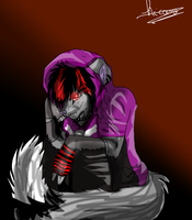 Art Trade with Elie by Hicane
