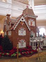 Gingerbread Mansion by LostWendy