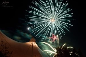 50th Anniversary Fireworks 12 by Nebey