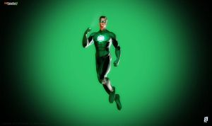 Green Lantern 2011 by patokali