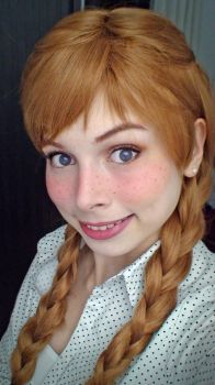 Anna Try-out! by UnisonCosplayers