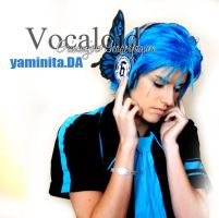 Vocaloid Grimmjow - Done by yaminita