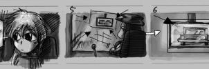 storyboard for horror film02 by yen-wen-hsieh