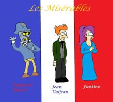 Futurama-Les Miserables by Frosty2011