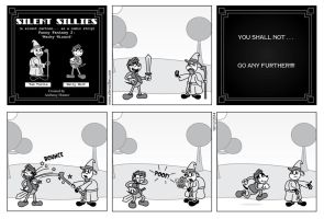 Silent Sillies 106 - Funny Fantasy 2 by JK-Antwon