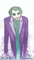 The Joker by Shukibaby