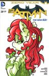 POISON IVY (MLP Style) by paradox-a-go-go